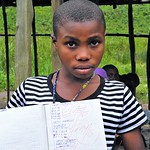 A displaced girl makes difference at Luhusha primary school