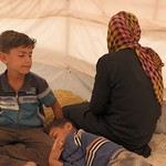 Mohammed (9, sitting up) told us: