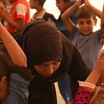 Around 1,800 school-aged Iraqi children are taught Arabic, English, Maths and Science, in addition to enjoying recreational and psychosocial activities in NRC?s School Support Centre in De ...