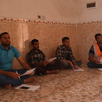 Caption: NRC has taught 12 teachers from Debaga camp, in order to teach around 1,800 school-aged Iraqi children in NRC?s School Support Centre in the camp. Children at this centre will be  ...