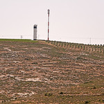 Israeli outposts and settlements surround Jourat Al Khiel, where a small community of farmers live, in an area falling under Area C. They were  already once displaced from their land nearby, ...